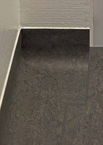 Super Linoleum Hohlkehlen Übergang Wand Fußboden RG15